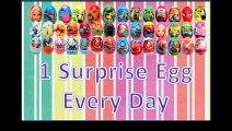 Dia 001 Abrindo kinder ovo menino (Day 001 - Open 1 Kinder Surprise boy Egg Toy)