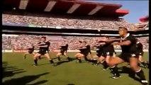 Portugal (Hymn) Vs New Zealand (Haka) @ 2007 World Cup Rugby