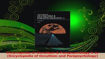 Read  Encyclopedia of Occultism  Parapsychology 5 2v Encyclopedia of Occultism and Ebook Free