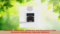 Download  Avionics Elements Software and Functions The Avionics Handbook Second Edition PDF Free