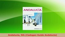 Download  Andalucia 5th Cadogan Guide Andalucia PDF Online