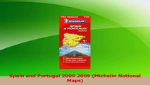 Download  Spain and Portugal 2009 2009 Michelin National Maps Ebook Online