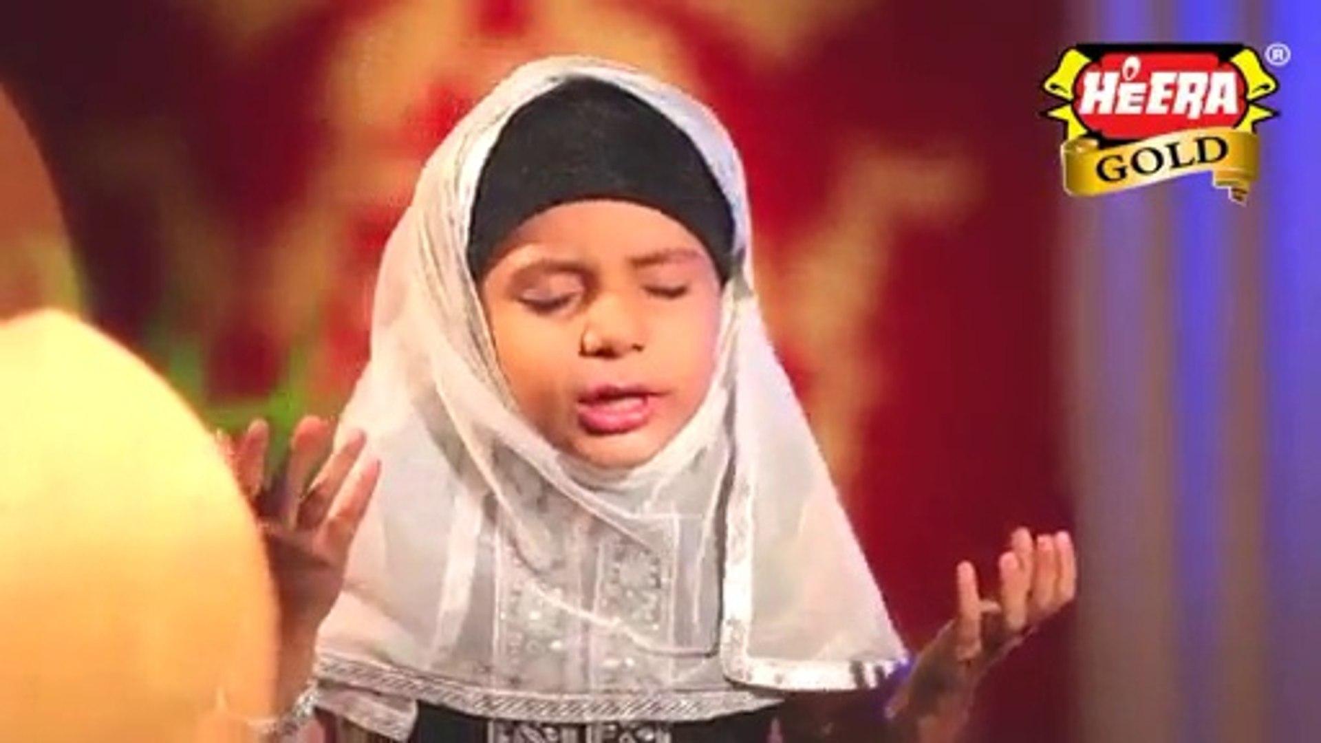 Little baby beautiful voice naat sharif best naat 2016