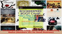 PDF Download  Bookkeepers Boot Camp Get a Grip on Accounting Basics Numbers 101 for Small Business PDF Online