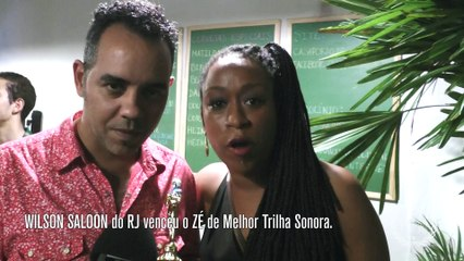 RIOWF2015 Tapete Vermelho - WILSON SALOON