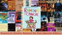 PDF Download  Ramona la chinche Ramona the Pest Spanish Edition Download Full Ebook