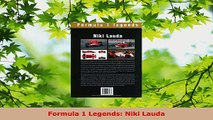PDF Download  Formula 1 Legends Niki Lauda PDF Full Ebook