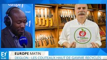 """Puy-de-Dôme : des couteaux """"moches"""" vendus comme """"gueules cassées"""""""
