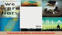 PDF Download  Organizational Ethics A Practical Approach PDF Online