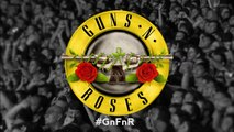Guns N' Roses 2016 Reunion Tour OFFICIAL Teaser #GnFnR