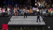 WWE 2K16 ronda rousy v indo florez