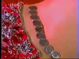 Belly Dances does crazy Flip Coins Trick with her Belly