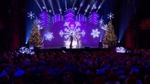 John Bishop and Kylie Minogues duet - John Bishops Christmas Show Preview - BBC One Christmas 2