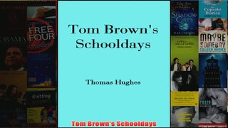 Tom Browns Schooldays