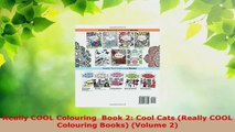 Read  Really COOL Colouring  Book 2 Cool Cats Really COOL  Colouring Books Volume 2 EBooks Online