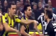 Ahmet Dursun Ali Güneş Kavgası 4 Büyükler Salon Turnuvası Fenerbahçe-Beşiktaş