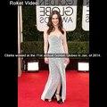 All hail Emilia Clarke, the iest woman alive! who plays Daenerys Targaryen, aka Khaleesi