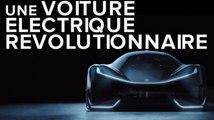 Avec sa nouvelle voiture, Faraday Future veut révolutionner les véhicules électriques