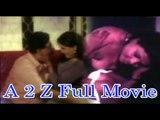 """A 2 Z Movie"" | Telugu Full Movie | Mamata, Krishna, Venkatesh, Padma Sri"