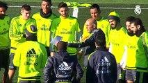 Real Madrid - Zidane, du Castilla au Real