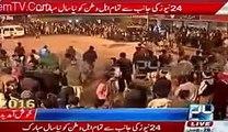 How Pakistani celebrates New Year-2016:: Thanks Jinnah for making Pakistan