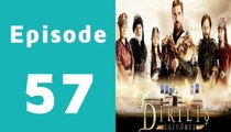 Dirilis Episode 57 Full on Hum Sitaray in High Quality