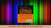 PDF Download  Traction Get a Grip on Your Business Download Full Ebook
