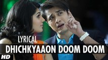 Dhichkyaaon Doom Doom | Film | Chashme Baddoor | Ali Zafar | Taapsee Pannu।ᴴᴰ