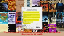 PDF Download  The Innovators Solution Creating and Sustaining Successful Growth PDF Online