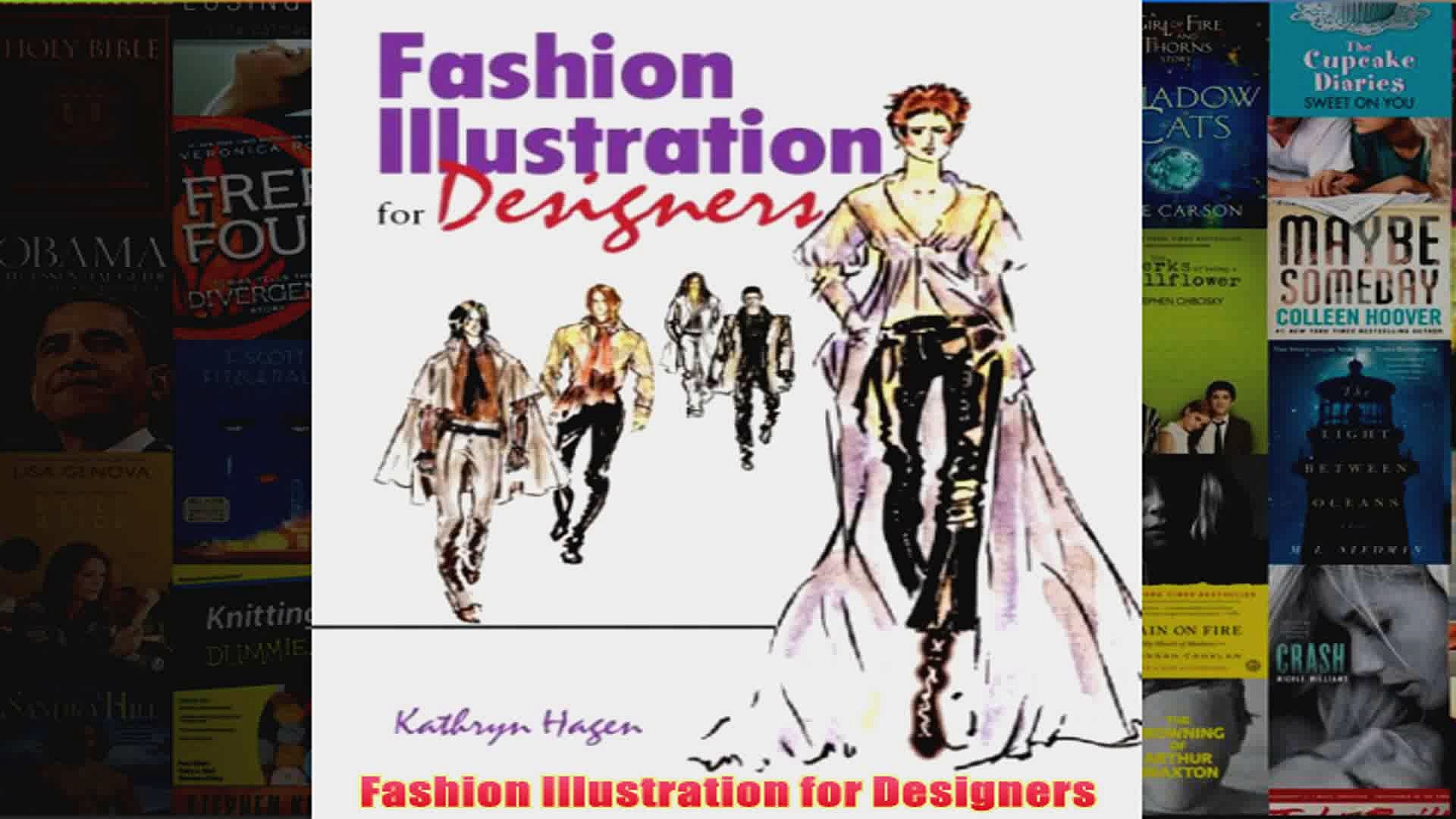 Fashion Illustration For Designers Video Dailymotion