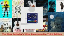 PDF Download  The New Sothebys Wine Encyclopedia Third Edition Read Full Ebook