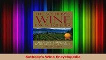 PDF Download  Sothebys Wine Encyclopedia PDF Full Ebook