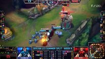 Incarnation Re Incarnated | 2015 Montage (League of Legends)
