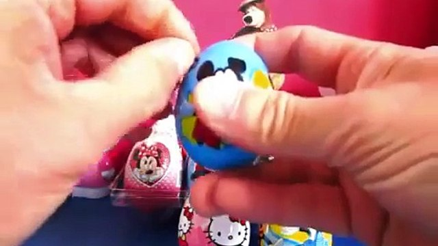 Маша и Медведь Masha i Medved Disney Peppa Pig Hello Kitty Cars Frozen Toys Kinder Surprise