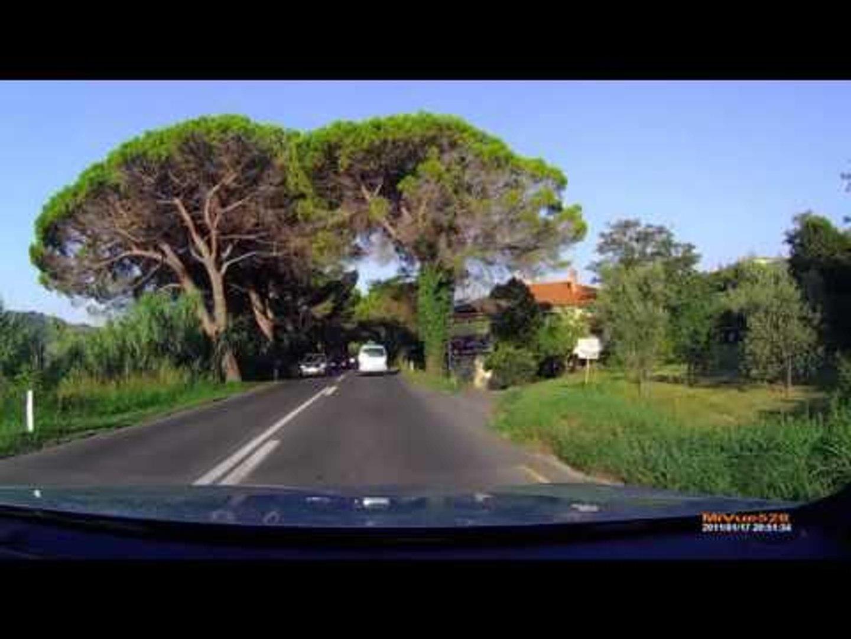 Авария Дурак на дороге  Справедливость торжествует