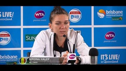 WTA Brisbane: Suarez Navarro thorugh... as Halep and Sharapova withdraw