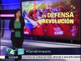 Maduro pide a la AN apruebe decreto e impulsar la economía venezolana