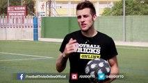 Knee Slide Football/Soccer Groundmoves o trucos, videos y jugadas de Fútbol Sala/Futsal