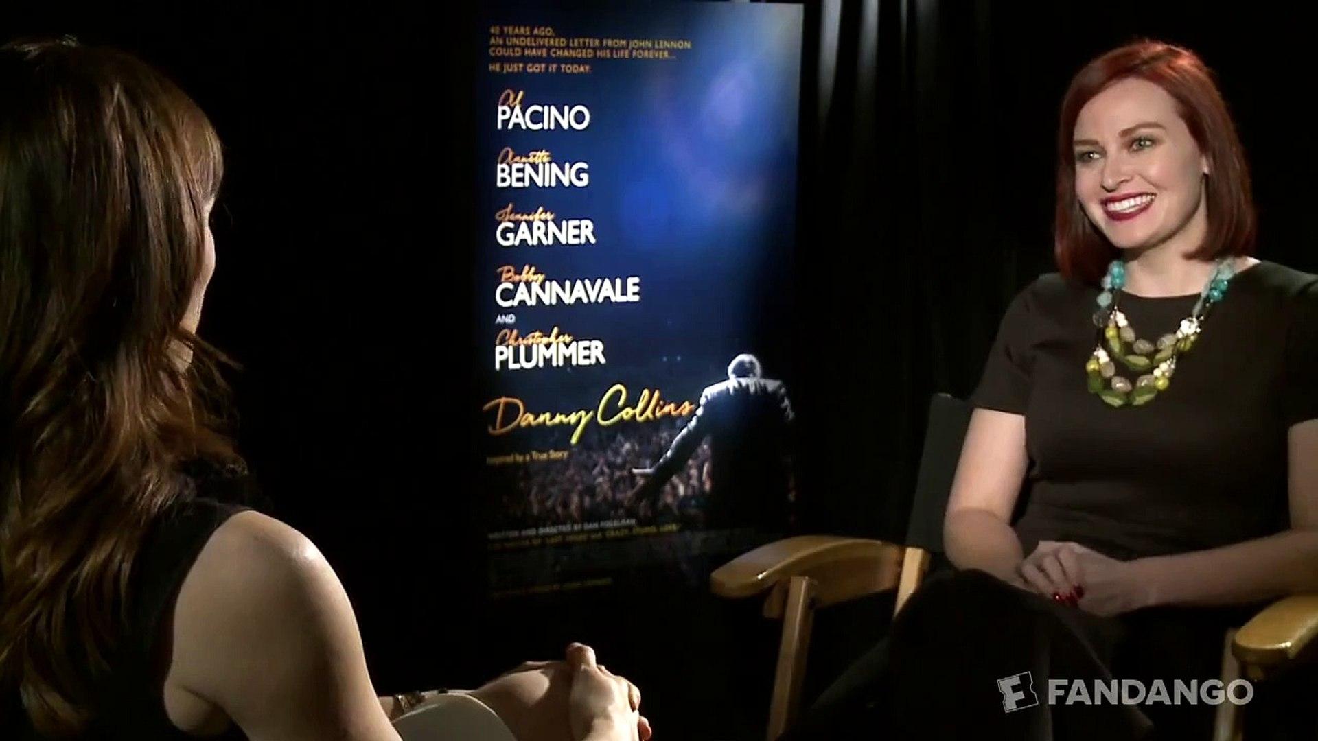 Danny Collins Interview HD | Celebrity Interviews | FandangoMovies