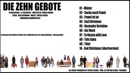 Decalogue / Die Zehn Gebote - Harpsuite Variation (Patric Catani)