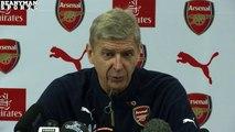 Arsene Wenger Presser 30/10/15 Striving For Arsenal Football Perfection