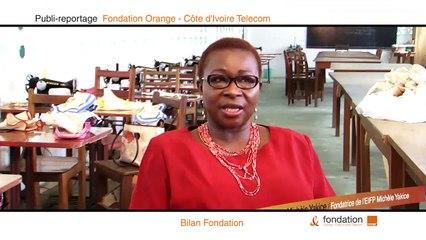 Bilan Fondation