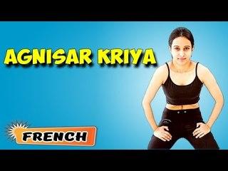 Agnisar Kriya   Yoga pour les débutants complets   Yoga For Menstrual Disorders in French