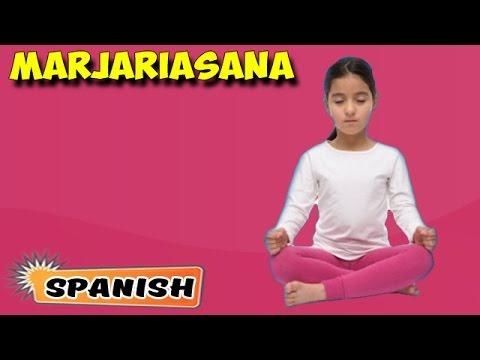 Yoga para la memoria de los niños | Yoga for Kids Memory & Meditation Pose | About Yoga in Spanish