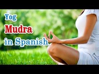 Yog Mudra -  Yoga of Your Hands, Mudra, Yoga Hand Gesture in Spanish