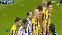 Juventus vs Hellas Verona 3-0 All Goals & Highlights Match 06-01-2015