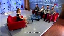 Video Burcu Esmersoy Bacak Bacak Üstüne