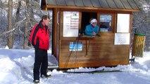 DICI TV - Le ski de fond à Serre Chevalier s'étend jusqu'au Lautaret