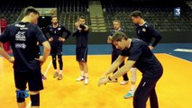 VIDEO. Volley : la Team Yavbou se prépare pour Russie
