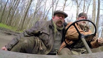 'Dirty Rotten Scoundrels' Nat Geo 2015 US